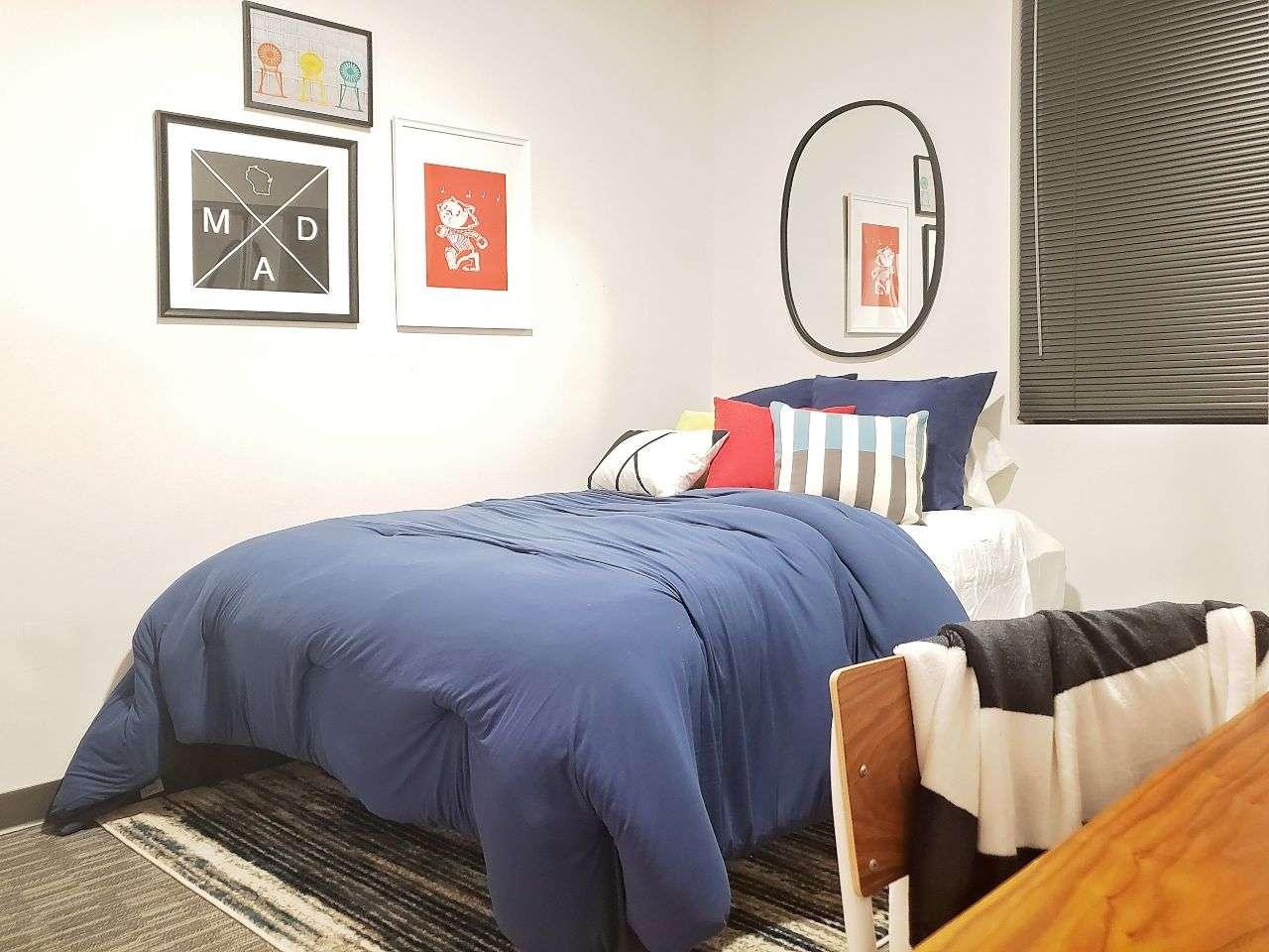 Bed Room At Lark at Kohl